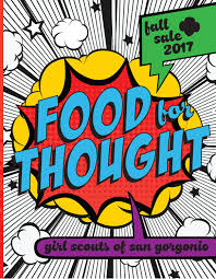 GSSGC Food for Thought 2017 by Girl Scouts of San Gorgonio - issuu