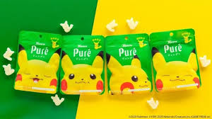<b>Adorable Pikachu</b> Gummy Candy With An Electric Flavor | MATCHA ...