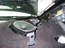 2006 2013 chevrolet impala car audio profile 2001 Ultra Rear Speakers Wiring Harness chevy impala rear deck tweeters Aftermarket Car Speakers