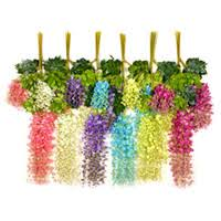 Wholesale Artificial Wisteria Garlands for Resale - Group Buy Cheap ...