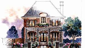 French Country House Plans   Southern Living House PlansSl