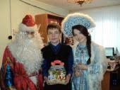 В Барнауле поздравили победителей акции «Я <b>верю в Деда</b> ...