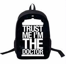 ᐅТВ-шоу Доктор Кто <b>рюкзак</b> для подростков мальчиков и ...