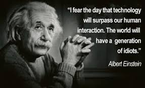 Was Albert Einstein right about a generation of idiots? | Daily ...