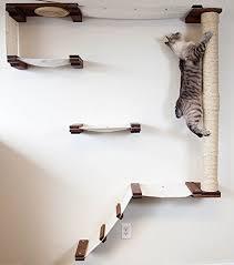 The <b>Cat</b> Mod <b>Wooden Cat Step</b> Shelf <b>Cat</b> Houses & Condos Pet ...