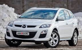 Тест-драйв Mazda CX-7: удар по городскому бездорожью ...