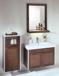oak bathroom sink vanity