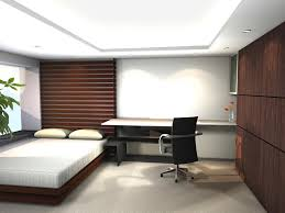 minimalist bed on floor small bed carpet floor office desk minimalist japanese interior design bed bedroom office design ideas