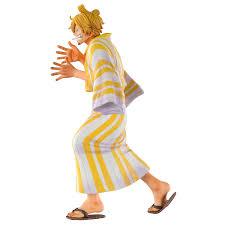 <b>Фигурка Figuarts ZERO</b> - One Piece Sanji Sangoro (Wano Country ...