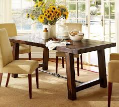 Parsons Dining Room Table Table Magnificent Metal Base Amazing Red Dining Room Sets Design