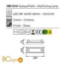 Купить потолочный <b>светильник Mantra Tube 5534</b> с доставкой по ...