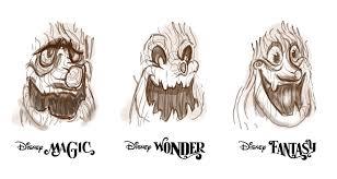 First Look at the New Disney Cruise Line <b>Halloween Pumpkin Trees</b> ...