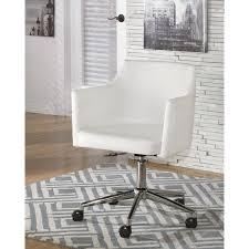 signature design by ashley baraga home office swivel desk chair ashley furniture home office desk