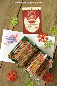 dirty santa lottery tickets the perfect gift easy peasy pleasy arkansas scholarship lottery tickets make the perfect dirty santa gift come grab some printable