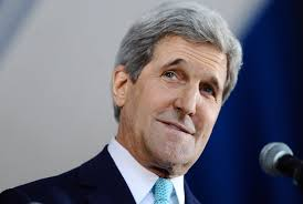 Image result for john kerry serious