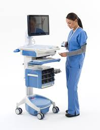 healthcare mobile stand