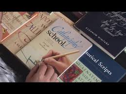 <b>How To Select Calligraphy</b> Fonts - YouTube