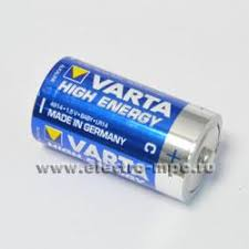 С6606. Элемент питания 4914121412 <b>VARTA</b> Longlife Power ...