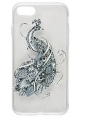 Защитный <b>чехол iBox</b> Fashion для iPhone 7/8 RED LINE 9971045 ...