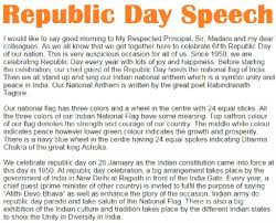 essay about republic day happy republic day speech and essay in hindi and english republicdayspeechinenglishfor