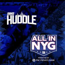 Giants Huddle & All In NYG | New York Giants