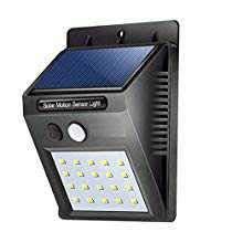 Bigsavings 20 <b>Led Solar Motion Sensor Light</b>, <b>Outdoor</b> ...
