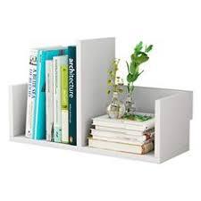TYTZSMSJ Wrought <b>Iron Bookshelf</b> Desktop Mini <b>Bookcase</b> Books ...