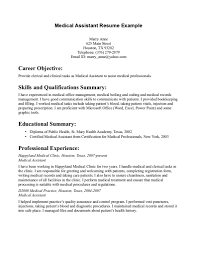 sample cover letter for new graduate medical assistant sample cover letter for new graduate