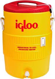 <b>Термоконтейнер Igloo 10</b> Gallon Series Beverage Cooler купить ...