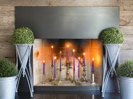 decorating ideas nonworking fireplace staging tips for selling during the holidays