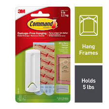 <b>3M Command 17041</b> Wire Back Picture Hanger (Hold 2.2kg ...