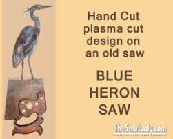 2 Sandhill Cranes <b>Dancing</b>- Hand Cut <b>Plasma</b> Metal Art Hand Saw ...