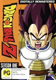<b>Dragon Ball</b> Z (season 1) - Wikipedia