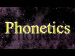 Image result for PHONETICS