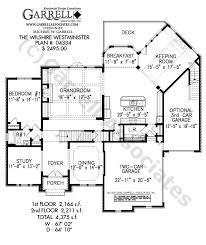 Wilshire Westminister House Plan   Estate Size House Planswilshire westminster house plan   st floor plan