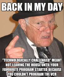 back in my day memes | quickmeme via Relatably.com