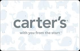 Carter's eGift Cards - Baby & Kids   eGifter   eGifter