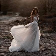 2019 <b>Summer</b> Dress <b>Sexy Strapless Backless</b> Wedding Dress Plus ...