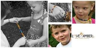 <b>Amber Anklet Teething Necklace Bracelet Teething</b> Toy | Love ...