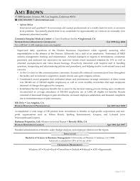 sample hr generalist resume template resume sample information sample resume example resume template for senior human resources generalist work experience sample