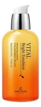 Витаминизированная <b>осветляющая эмульсия для лица</b> Vital ...
