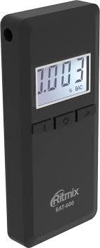 <b>Алкотестер Ritmix RAT-600</b>, черный — купить в интернет ...