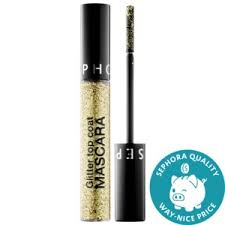 <b>Glitter</b> Mascara Top Coat - <b>SEPHORA COLLECTION</b> | Sephora