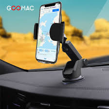 US <b>Automatic Clamping</b> Wireless Car Charging Charger Mount <b>Air</b> ...