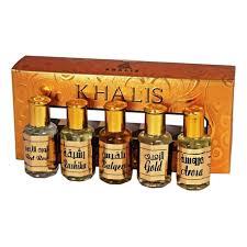 <b>Khalis Gold Set</b> оригинал - купить духи в интернет-магазине!