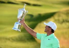 Brooks Koepka really makes a name for himself with record-tying US