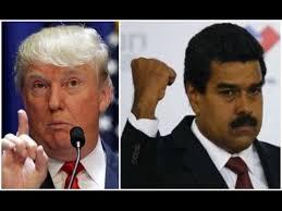Resultado de imagen para trump contra venezuela