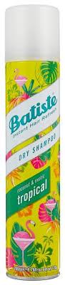 <b>Сухой шампунь Batiste Tropical</b>, 200 мл — купить по выгодной ...