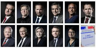 """Résultat de recherche d'images pour """"débat bfm onze candidats"""""""