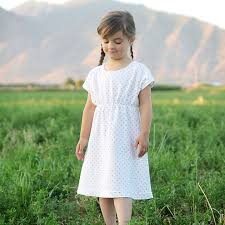the play-all-day <b>dress</b>: free <b>girls</b>' <b>dress</b> pattern in 6 sizes - It's Always ...